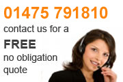 Contact us for a free no-obligation quote