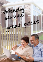 Friendly service, great prices